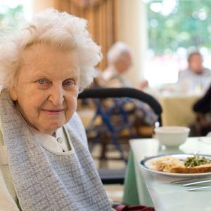 Meal times and dementia care